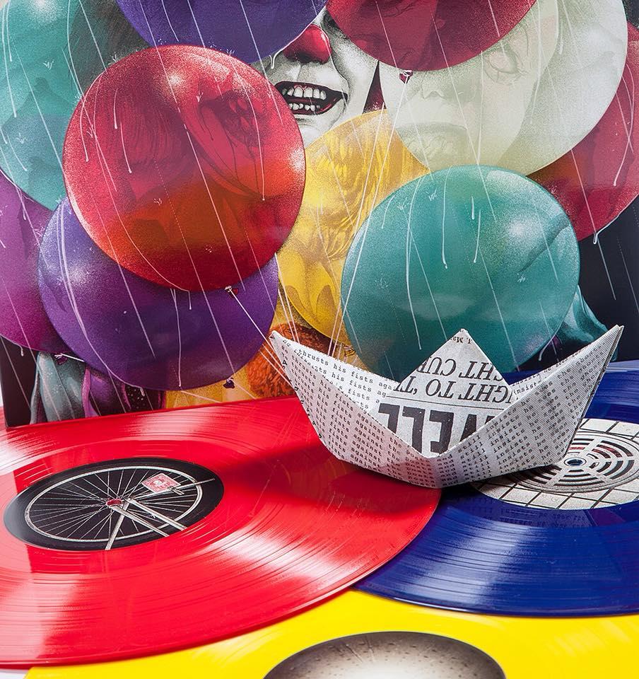 Waxwork is Bringing Us a Vinyl Release Of 'It!'