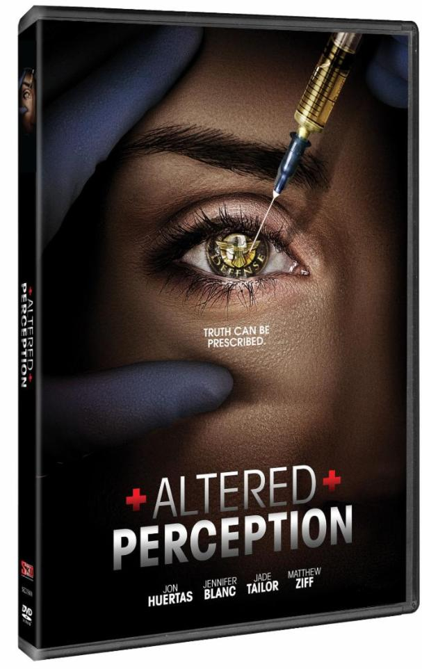 This June, Truth Can Be Prescribed in 'Altered Perception'