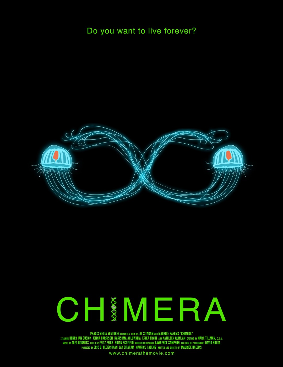 Sci-Fi/Horror Feature Film 'Chimera' Wins Top Awards in Boston and Phoenix