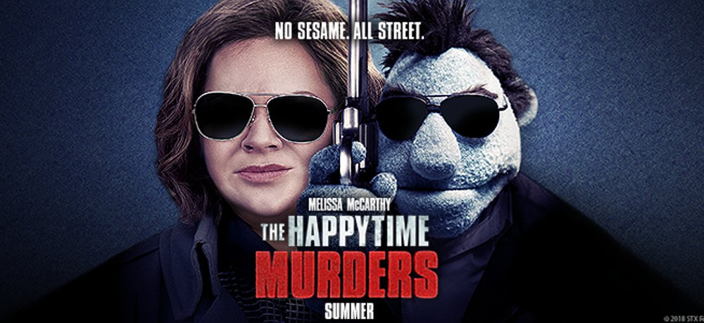 Watch the Red Band Trailer for Brian Henson's New Puppet Movie 'The Happytime Murders,' Starring Melissa McCarthy