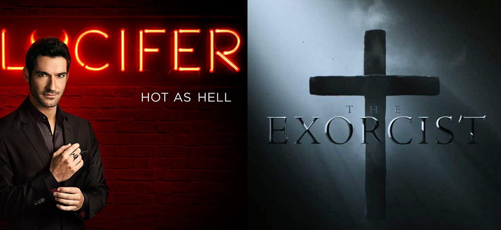 FOX Cancels 'Lucifer' and 'The Exorcist' TV Series
