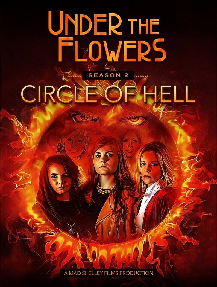 Webseries 'Under the Flowers' Delves into the Circle of Hell for Season 2!