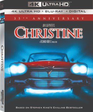'Christine' is Getting a 4K Ultra HD Release this September from Sony Pictures Home Entertainment