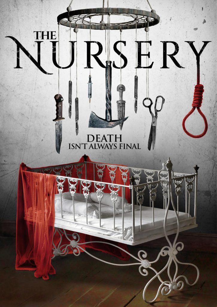 Watch a Frightening Reflection in our Exclusive Clip from 'The Nursery'