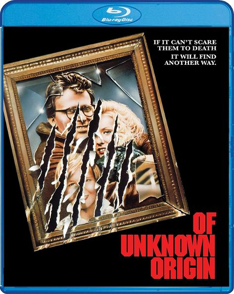 Of Unknown Origin – Blu-ray Review
