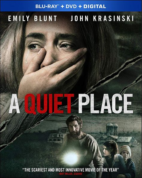 A Quiet Place – Blu-ray Review