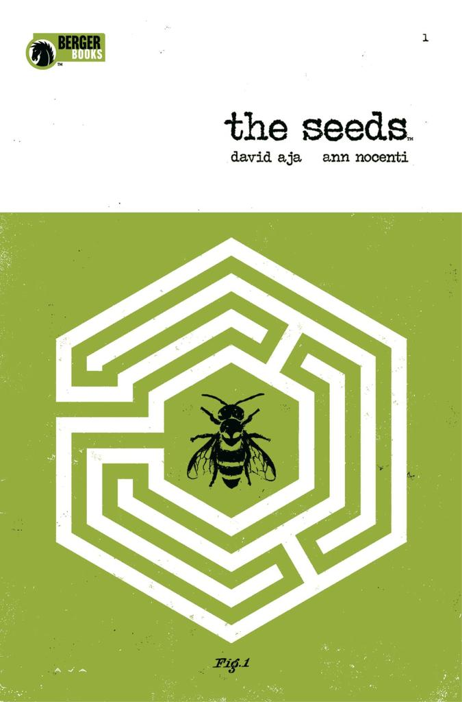 'The Seeds' #1 by Ann Nocenti and David Aja Available August 1st