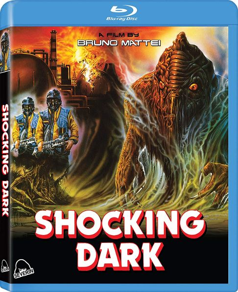 Shocking Dark – Blu-ray Review