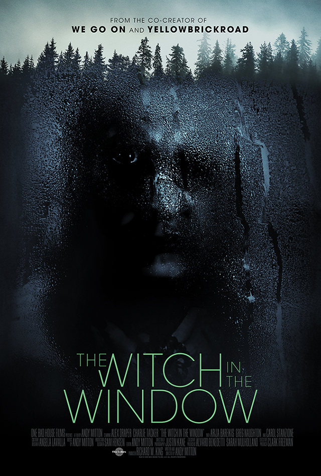 'The Witch in the Window' – Poster, Trailer, and Fantasia Film Festival World Premiere Info