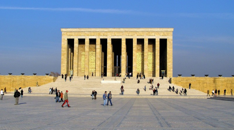 Sightseeing Ankara: Anıtkabir, the mausoleum of Atatürk