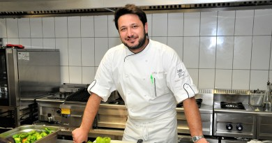 The road to success: Alanya's topchef Mutlu Şevket Yılmaz