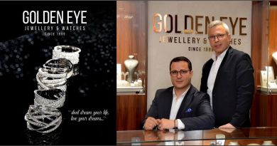 Golden Eye Jewellery