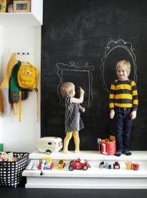 Inspirations Peinture Ardoise // Hëllø Blogzine www.hello-hello.fr