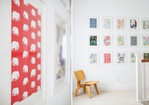 DIY Wallpaper // Hëllø Blogzine www.hello-hello.fr