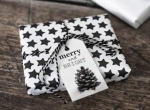 Idées emballage paquet cadeau