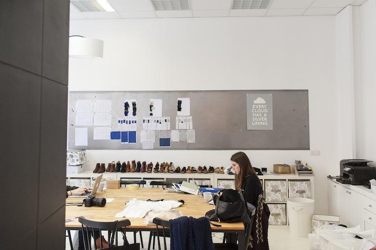 Bienvenue chez la créatrice de Sezane © Chloé Lovely Pics // Hëllø Blogzine www.hello-hello.fr
