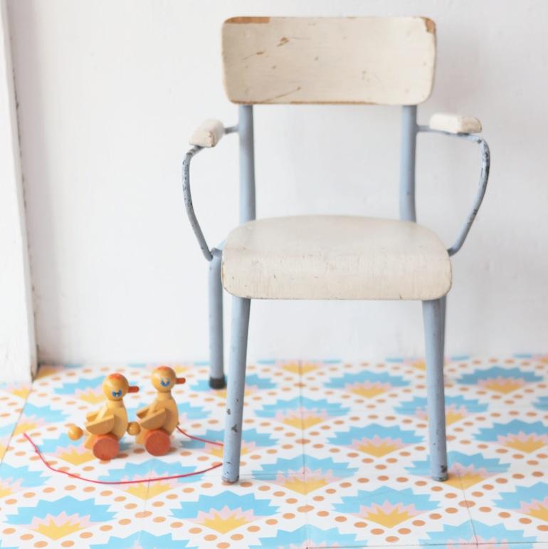 l 39 objet du d sir les carreaux de ciment petit pan h ll blogzine. Black Bedroom Furniture Sets. Home Design Ideas