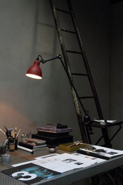 Lampe 201 Gras