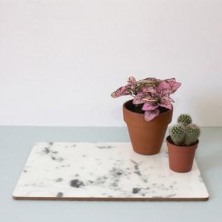 Planche à découper marbre
