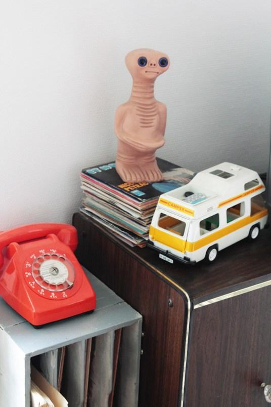 L'Intérieur Vintage de Bérangère, responsable com' Etsy et blogueuse: La Liste des Jolies Choses // Hëllø Blogzine - www.hello-hello.fr