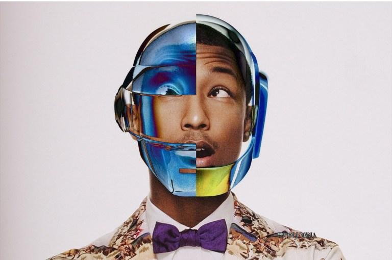 Pharrell Williams Gust Of Wind ft Daft Punk