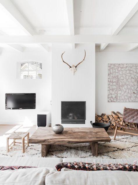 Comment Donner Un Look Scandinave à Votre Salon Hëllø Blogzine