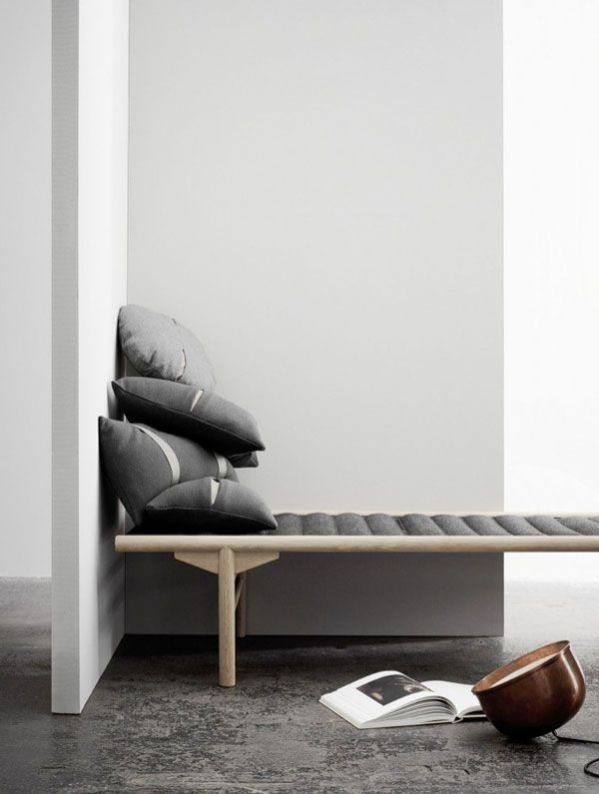 Day Bed // Hëllø Blogzine www.hello-hello.fr #daybed #menu