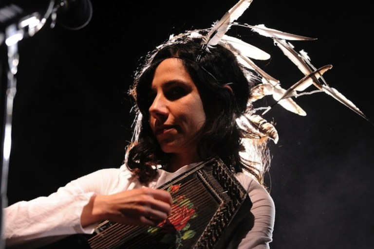 PJ Harvey Red Right Hand