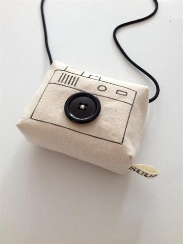 Appareil photo coton