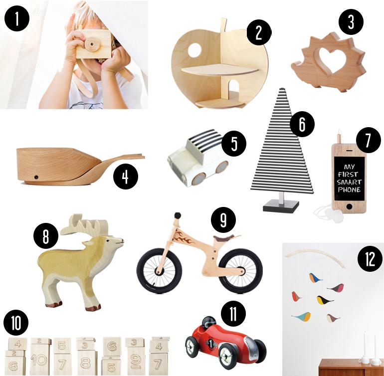 Wooden Toys // Hëllø Blogzine www.hello-hello.fr