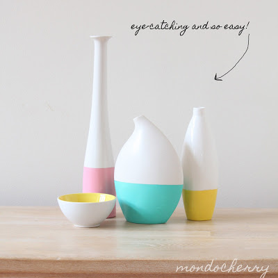 Vases peints