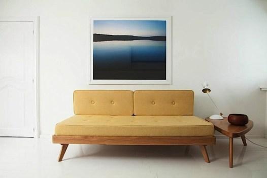 Hansen Family Night Couch
