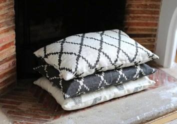 La Collection Décoration de Sézane Textile