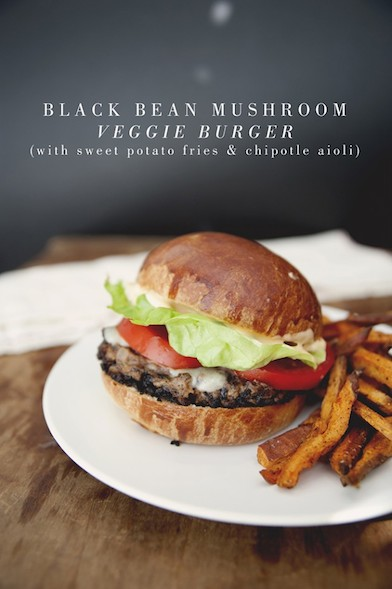 burger-vegetarien-champignon