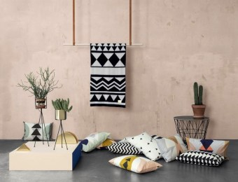 Plaid Inka Ferm Living