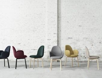 Best of design Salon du meuble Milan 2015- Collection Fri de Jaime Hayon - Fritz Hansen