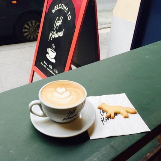 café kitsuné paris