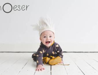 Noeser coton bio bébé