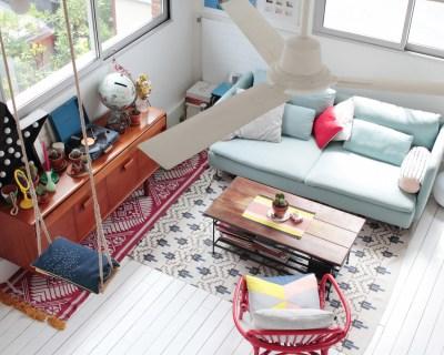 Home Tour Cachemire et Soie // Hëllø Blogzine www.hello-hello.fr