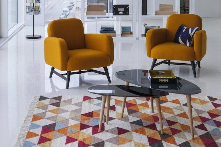 o trouver un tapis ethnique. Black Bedroom Furniture Sets. Home Design Ideas