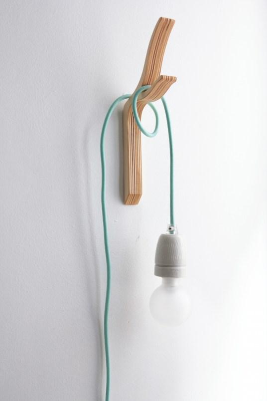 DIY hanging lamp // Hëllø Blogzine www.hello-hello.fr