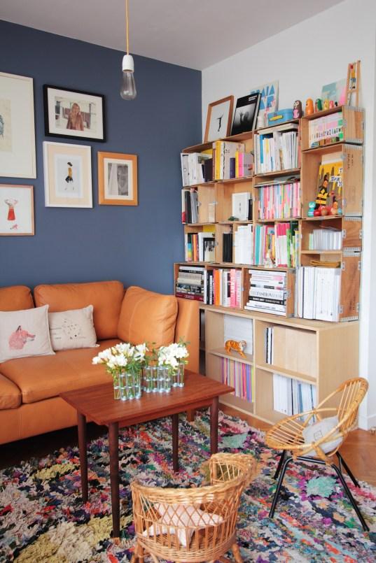Titlee's Vintage Parisian apartment // Hëllø Blogzine www.hello-hello.fr