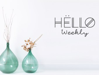 Newsletter// Hëllø Blogzine www.hello-hello.fr
