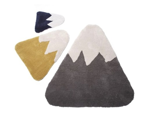 Krethaus Tapis Montagne