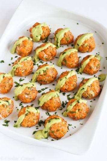 Meatballs au saumon