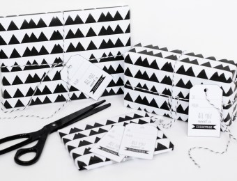 Free Download, Graphic Wrapping Paper // Hëllø Blogzine www.hello-hello.fr