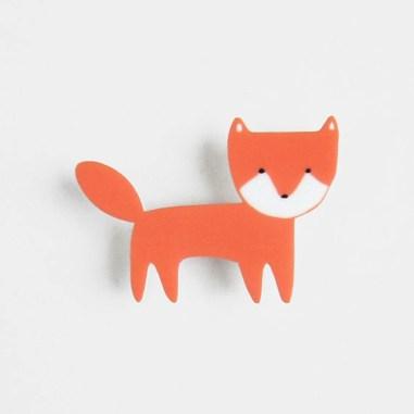 broche-renard