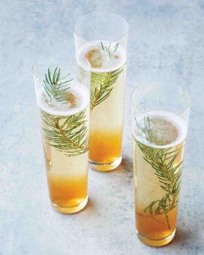 jupiter cocktail champagne idees recettes noel