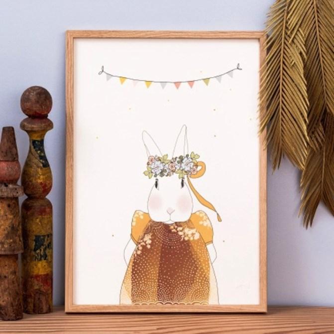 Affiche josephine my lovely thing /Hëllø Blogzine- www.hello-hello.fr