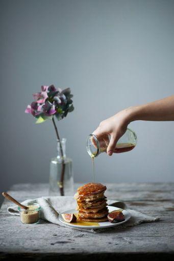 Pancakes // Hëllø Blogzine blog deco & lifestyle www.hello-hello.fr #pancakes